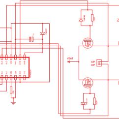 Microcontroller Based Inverter Circuit Diagram 1998 Ford Contour Svt Wiring Sine Wave Generator
