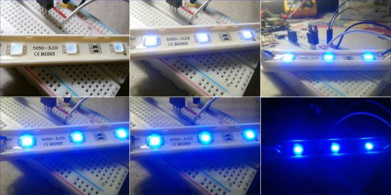 Simple Led Tester Circuit Electronicslab