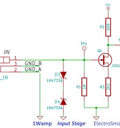 jfet input stage [ 2372 x 1884 Pixel ]