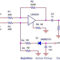 Emg 89 Pickup Wiring Diagram Toyota Celica 1993 Active Guitar Diagrams All Data Best Library Rickenbacker 4003