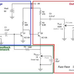 Fuzz Face Wiring Diagram Mercruiser Starter Electrosmash Analysis