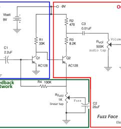 electrosmash fuzz face analysisfuzz face wiring diagram 3 [ 4541 x 3233 Pixel ]