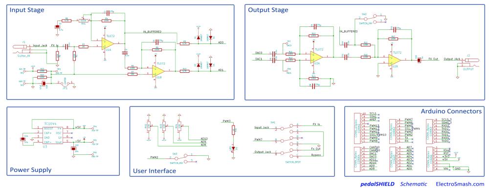 medium resolution of spdt footswitch wiring