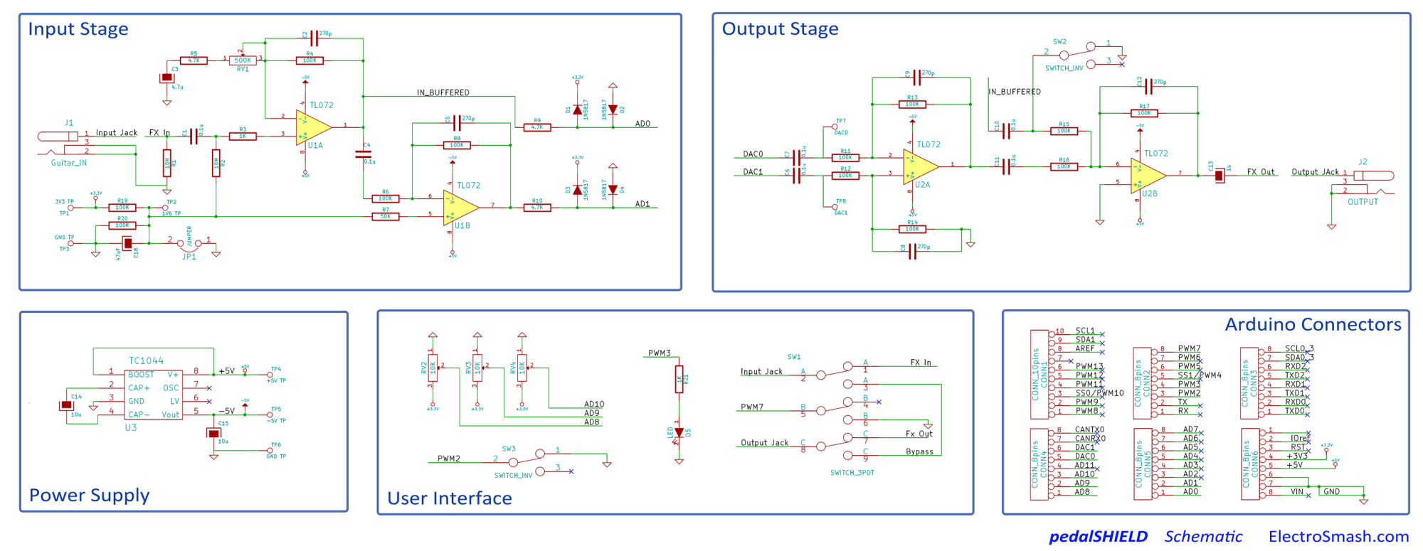 hight resolution of spdt footswitch wiring