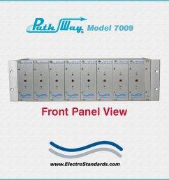 catalog 305937 model 7009 rj45 cat5e a b offline switch module  [ 1000 x 1000 Pixel ]