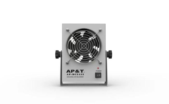Portable Anti Static Dc Ionizing Air Blower Mini Ionizer