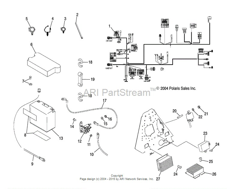 Chopper 43cc Gas Scooter Wiring Diagram Electrical Circuit