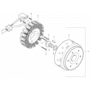 Ignition-Stator-Rotor-Hyosung-GT650-GT650R-GV650