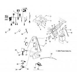 Kit Surepower POLARIS SCRAMBLER 500 2004-2006 SPORTSMAN