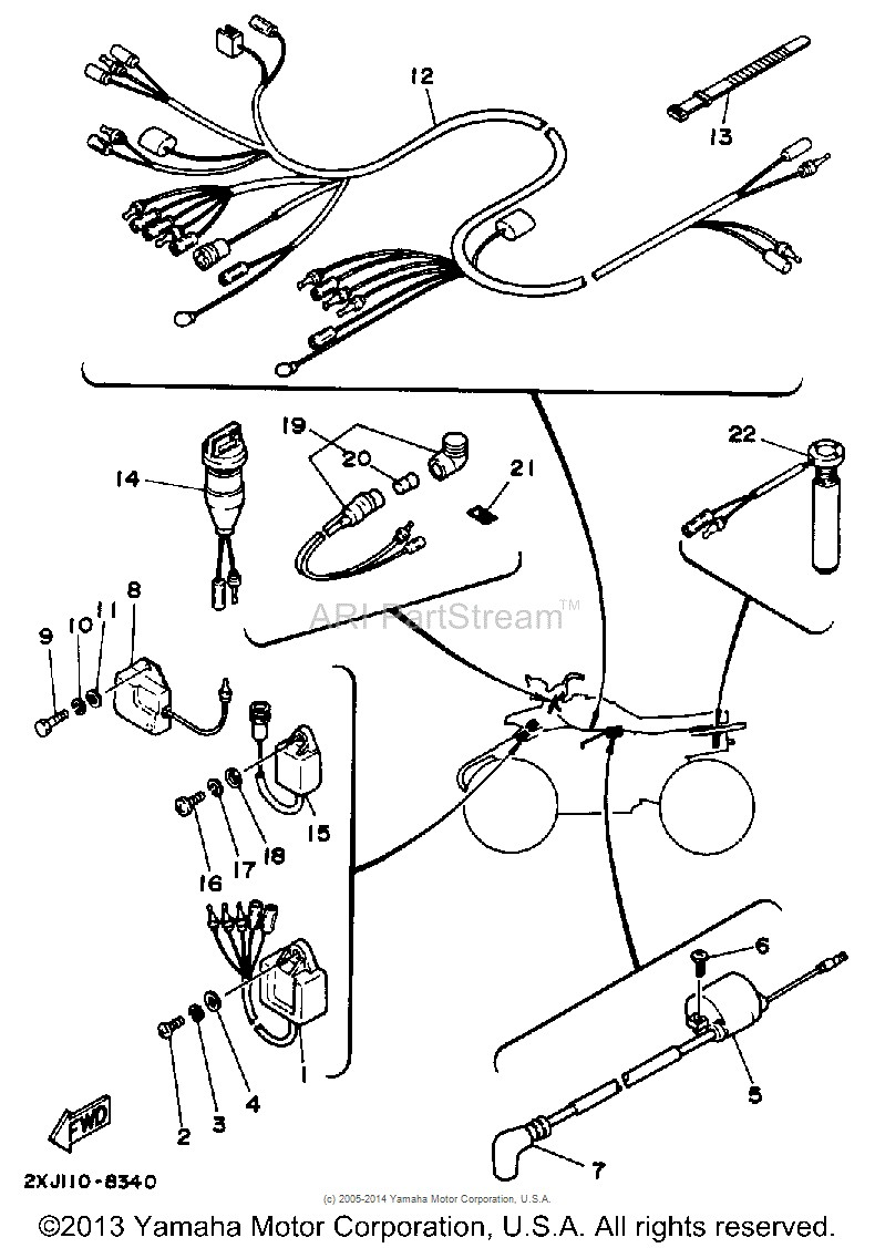 Mercruiser Wiring Harness Adapter. Diagram. Auto Wiring