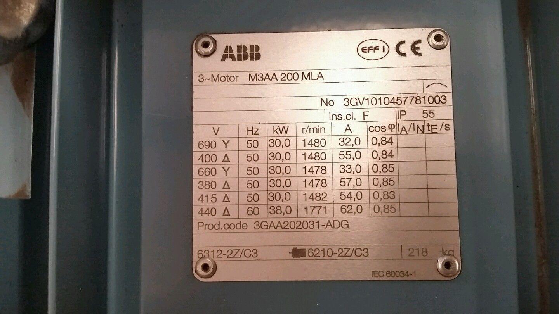 Electric Motor Nameplate Wiring Diagram