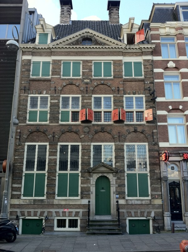 Rembrandt And Rembrandthuis Museum Amsterdam