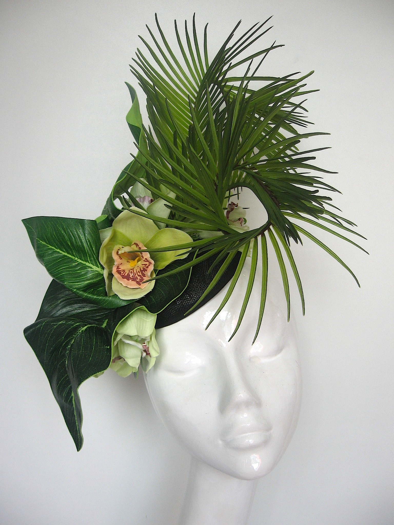 Exotica New SS14 Collection Races Hats Wedding Hat