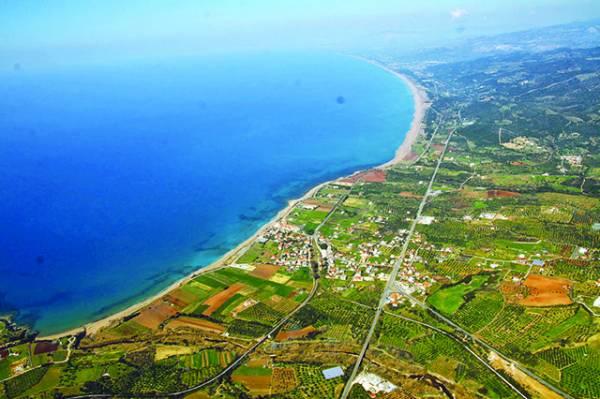 Εθνικό πάρκο και απαγόρευση δόμησης στον Κυπαρισσιακό - Μεγάλες αντιδράσεις στην Τριφυλία