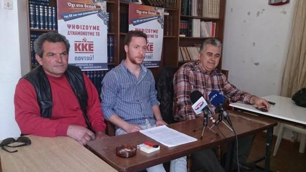 """Οι υποψήφιοι της """"Λαϊκής Συσπείρωσης"""" στο Δήμο Οιχαλίας"""