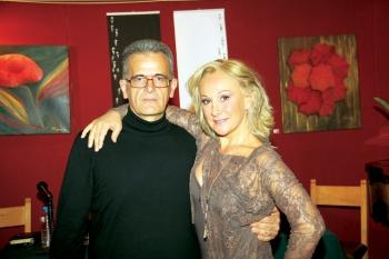 """Γρηγόρης Χαλιακόπουλος και Νταίζη Σεμπεκοπούλου στο """"Freeday"""": """"Το βιβλίο είναι αφιερωμένο στις γυναίκες που απλώς επιβιώσαν"""""""