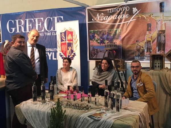 Ο Δήμος Τριφυλίας στην«Πελοπόννησος expo»
