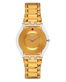 Ρολόι Swatch Punto Rosso SFK399G