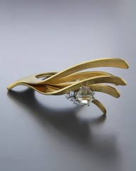 Χειροποίητο Δαχτυλίδι χρυσό Κ14 με Ζιργκόν