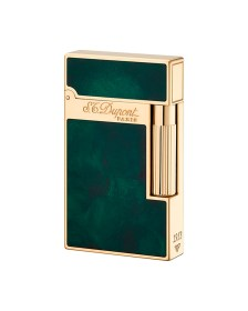S.T. Dupont Αναπτήρας Atelier Yellow Gold Finish 016259