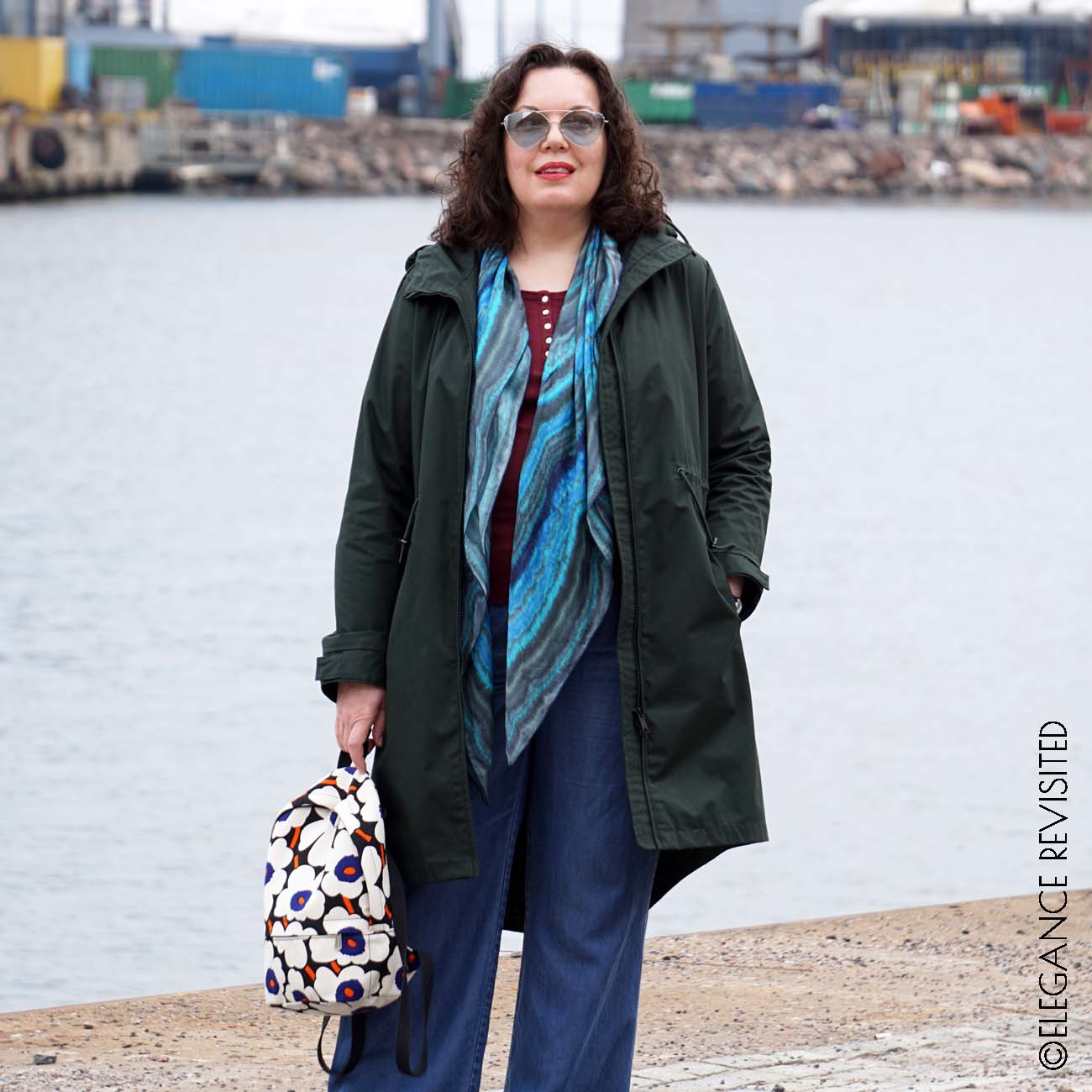 casual chic over 50
