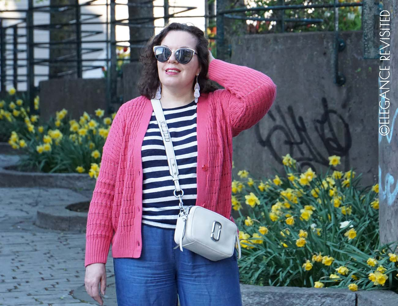 how to wear casual chic over 50