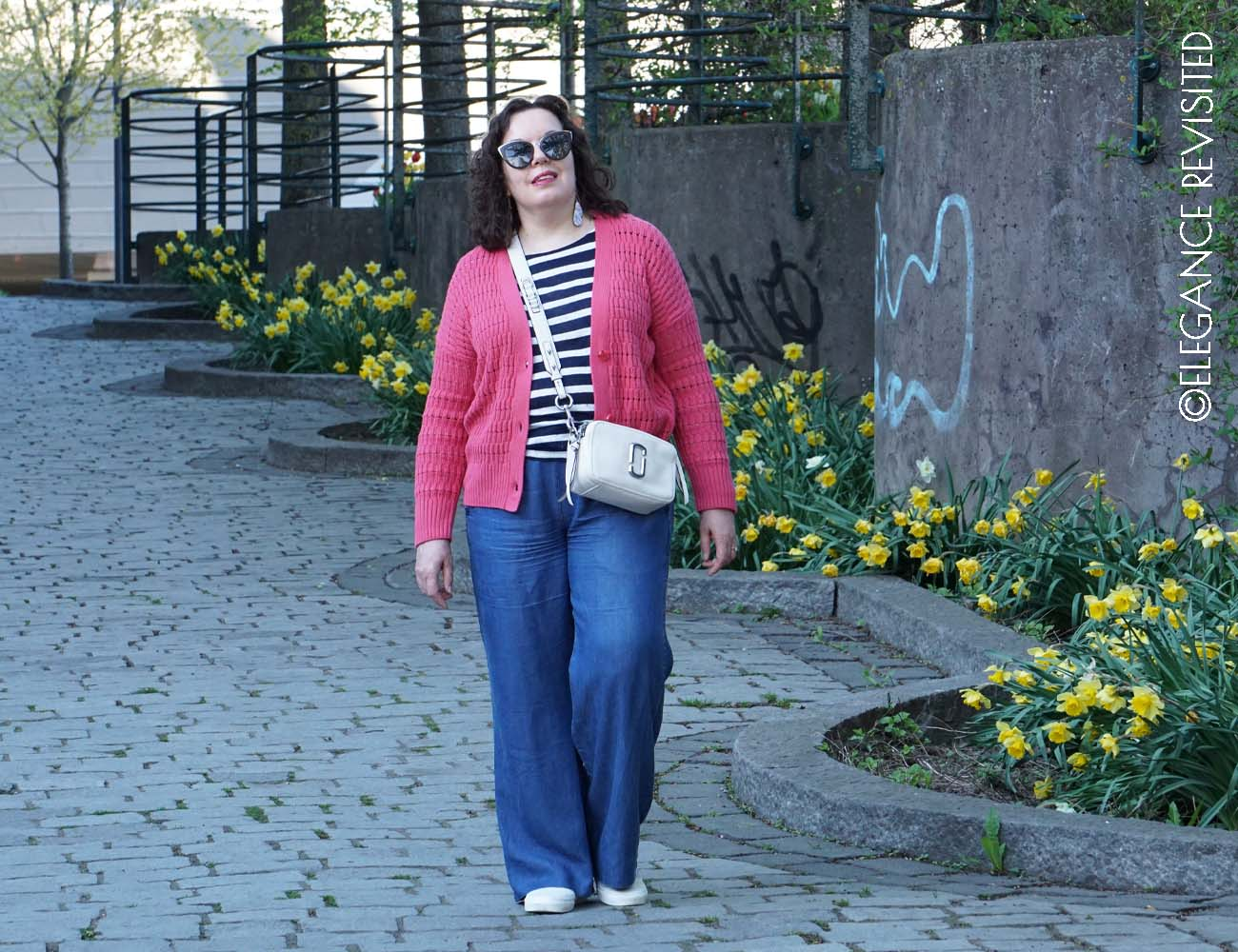 casual chic over 40