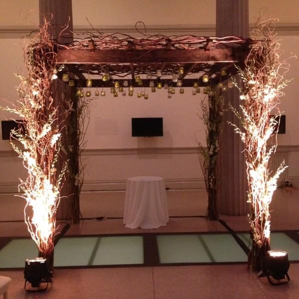 Corcoran Of Art Wedding - Elegance & Simplicity