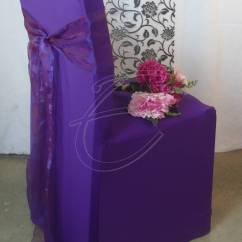 Chair Cover Elegance Recliner Hire Uk 10164 Lycra Purple A Touch Of