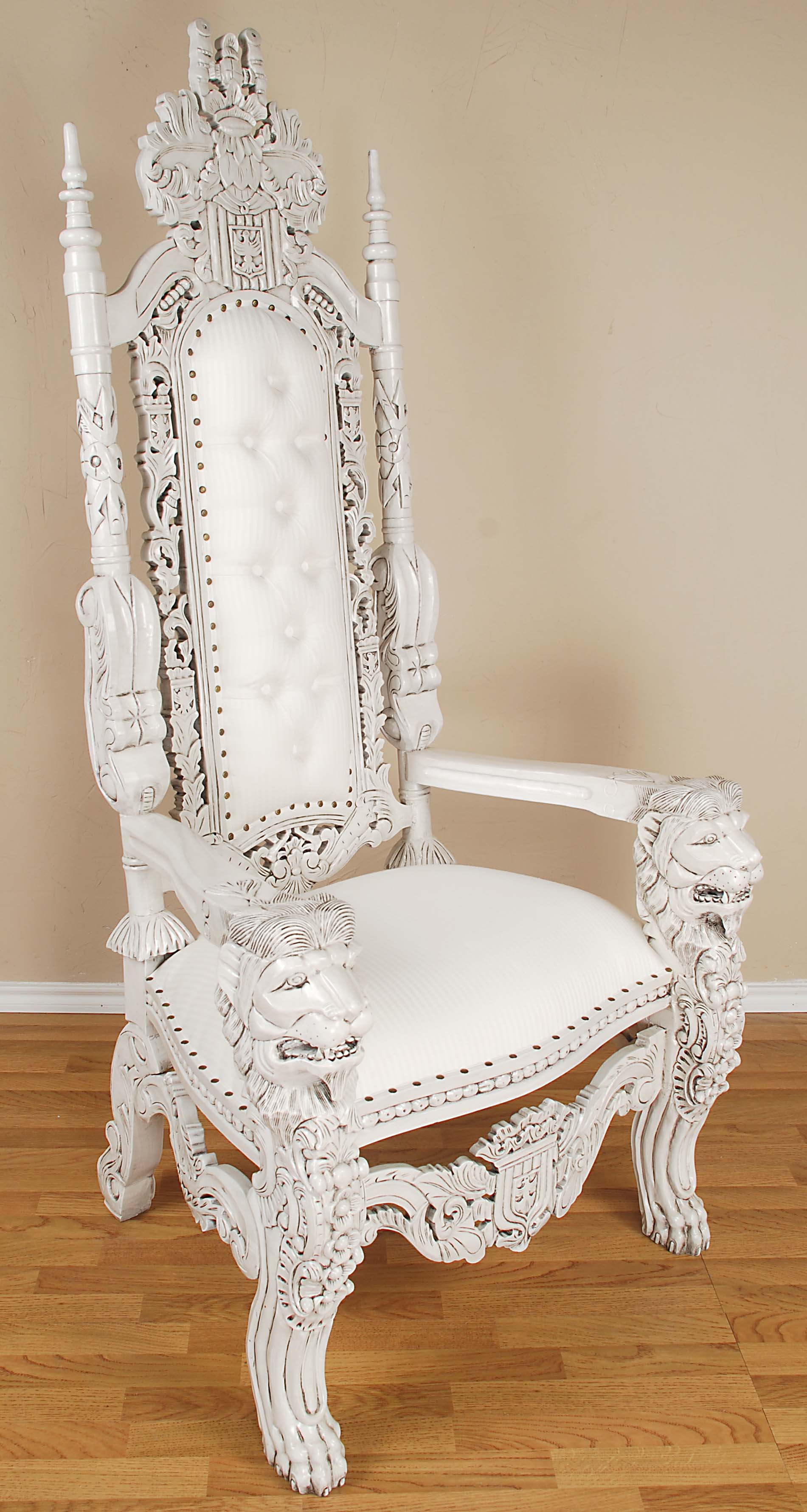 kings chair for sale covers & linens john r road madison heights mi queen throne