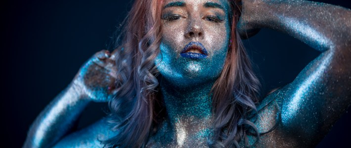 "Creative Glitter Series – Part 2 ""Ice"""