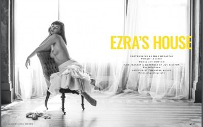 Andivero Magazine #16 (May 2018) – Ezra's House