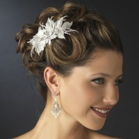 Wedding Hair Clips For Short Hair