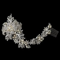 Gallica Bridal Vine Hair Comb - Elegant Bridal Hair ...