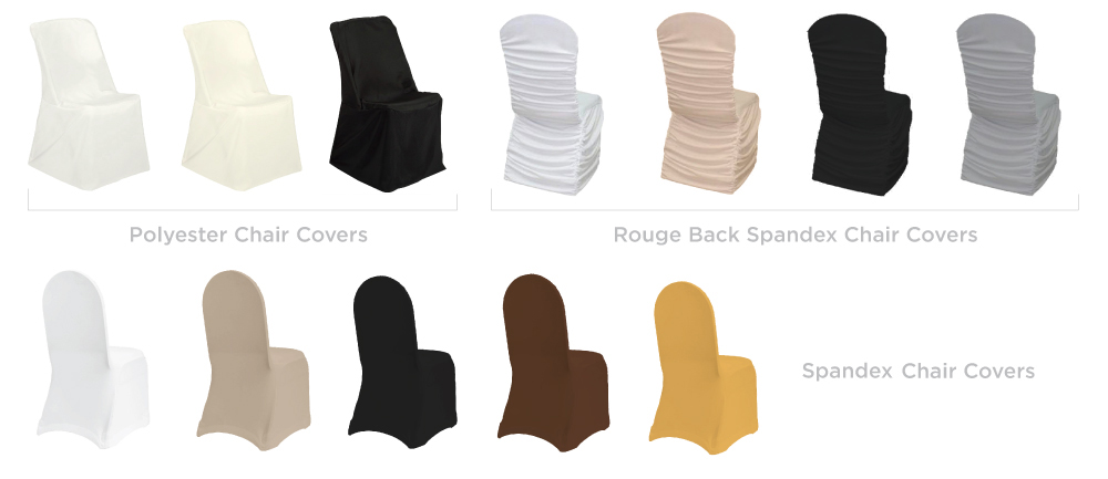 rental chair covers and sashes colorful desk cover rentals | western pennsylvania & west virginia