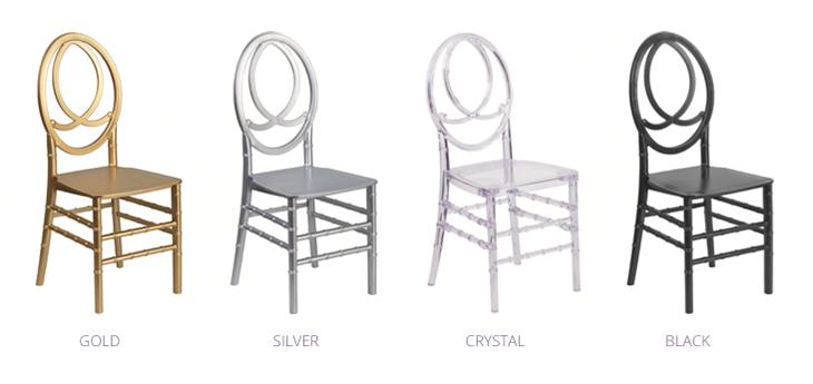 Phoenix Chair Rentals  Western Pennsylvania  West Virginia