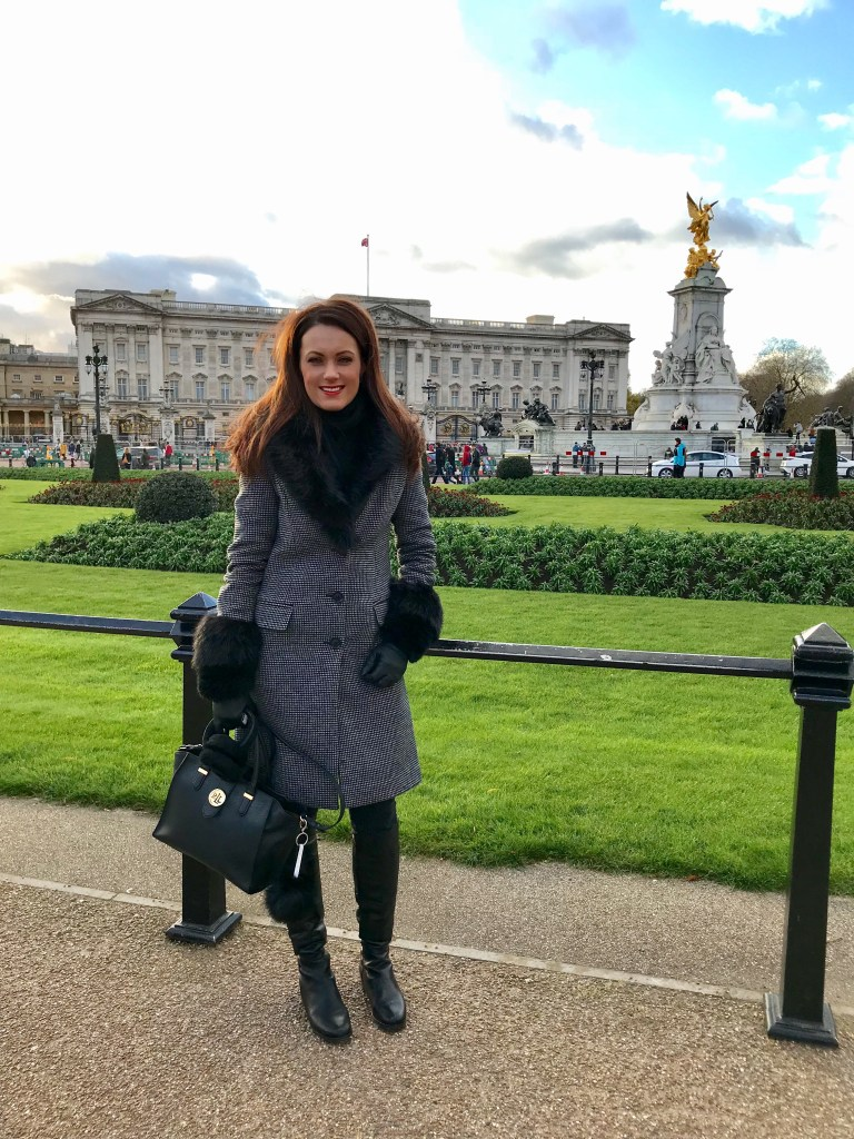 Buckingham Palace in the City of Westminster