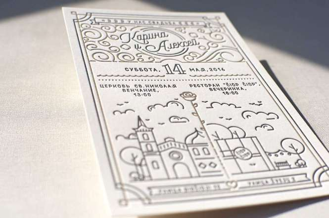 Etched In Time Luxury Letterpress Wedding Stationery By Avenue Invitation With Marble Foil Envelope