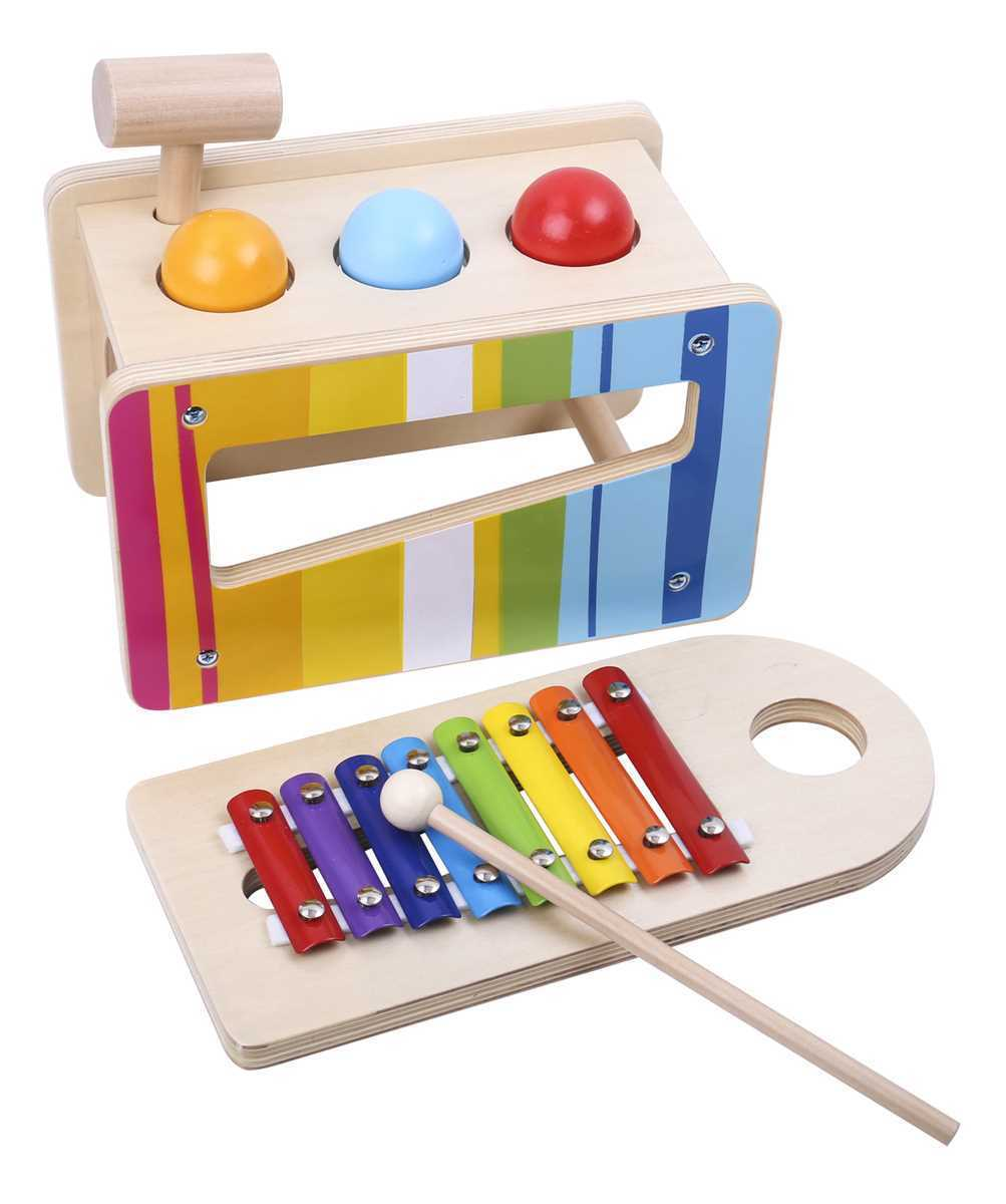 Pound And Tap Bench Tooky Toy