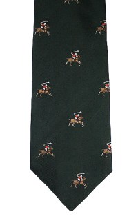 Polo Neck Tie - Polo Playing Tie - Elegant Extras