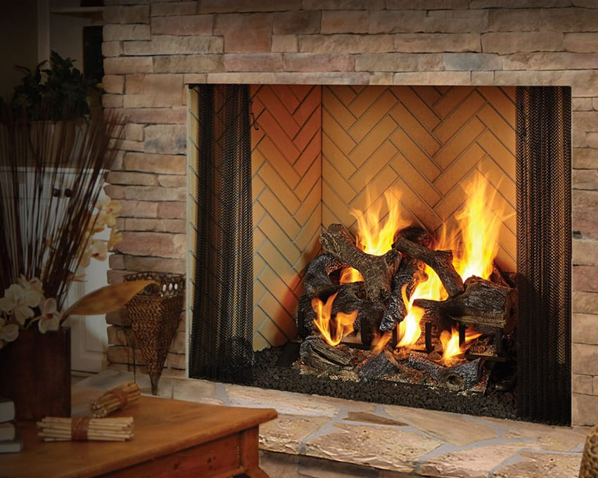 fireplaces elegant fireside and