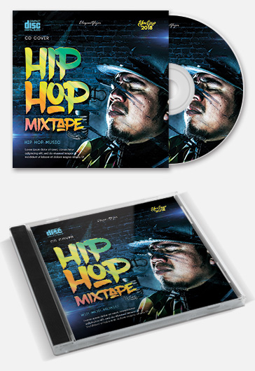 free cd cover templates