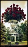 Urn Vase with Base
