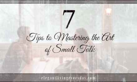 7 Tips to Mastering the Art of Small Talk