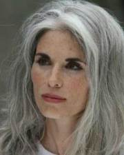 gray hair thoughts