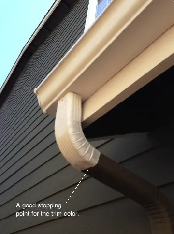 Painting Exterior Edges House Painting In Sammamish