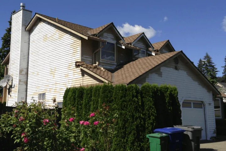 caulking and painting siding cost