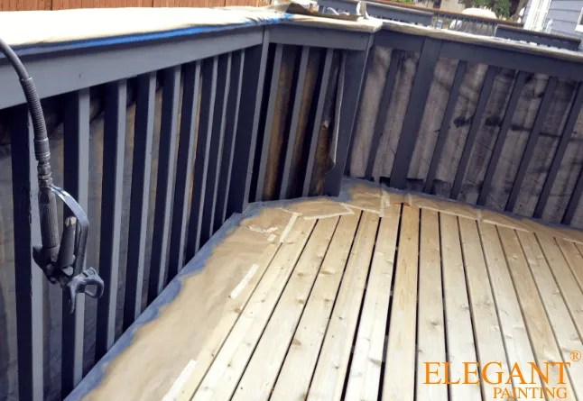 deck paint colorsExterior Painting and Deck Refinishing  Bellevue WA  House