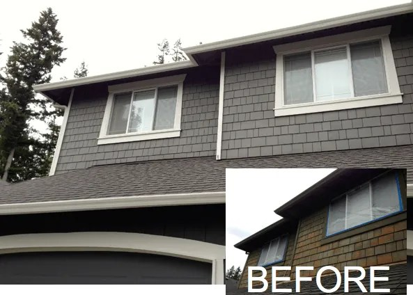 Benjamin Moore gray ArchivesHouse Painting in Sammamish