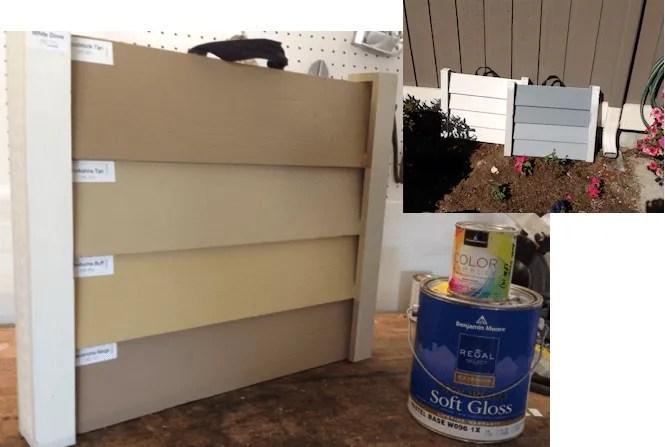 brown cedar sample siding